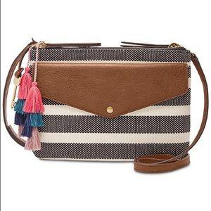 FOSSIL Devon crossbody purse